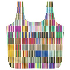 Overlays Graphicxtras Patterns Full Print Recycle Bags (L)