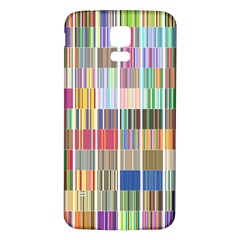 Overlays Graphicxtras Patterns Samsung Galaxy S5 Back Case (White)