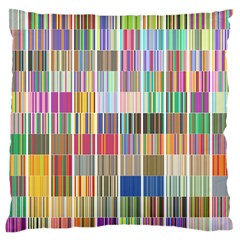 Overlays Graphicxtras Patterns Standard Flano Cushion Case (One Side)