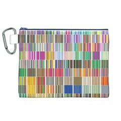 Overlays Graphicxtras Patterns Canvas Cosmetic Bag (XL)