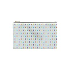 Sign Pattern Cosmetic Bag (Small)