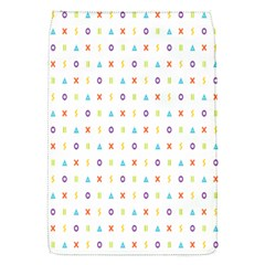 Sign Pattern Flap Covers (S)