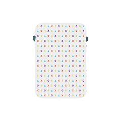 Sign Pattern Apple iPad Mini Protective Soft Cases
