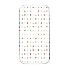Sign Pattern Samsung Galaxy S4 I9500/I9505  Hardshell Back Case