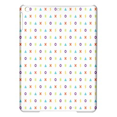 Sign Pattern Ipad Air Hardshell Cases