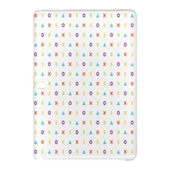 Sign Pattern Samsung Galaxy Tab Pro 12.2 Hardshell Case