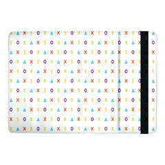 Sign Pattern Samsung Galaxy Tab Pro 10.1  Flip Case