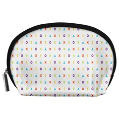 Sign Pattern Accessory Pouches (Large)