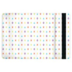 Sign Pattern Ipad Air 2 Flip