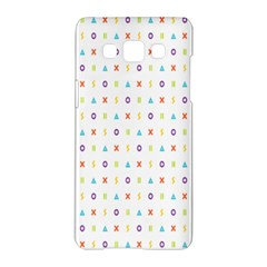 Sign Pattern Samsung Galaxy A5 Hardshell Case