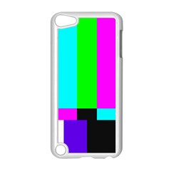 Color Bars & Tones Apple iPod Touch 5 Case (White)