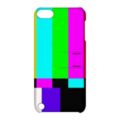 Color Bars & Tones Apple iPod Touch 5 Hardshell Case with Stand