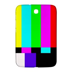 Color Bars & Tones Samsung Galaxy Note 8 0 N5100 Hardshell Case