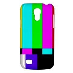Color Bars & Tones Galaxy S4 Mini