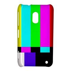 Color Bars & Tones Nokia Lumia 620