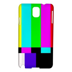 Color Bars & Tones Samsung Galaxy Note 3 N9005 Hardshell Case