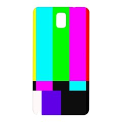 Color Bars & Tones Samsung Galaxy Note 3 N9005 Hardshell Back Case