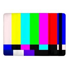 Color Bars & Tones Samsung Galaxy Tab Pro 10 1  Flip Case