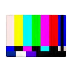 Color Bars & Tones Ipad Mini 2 Flip Cases