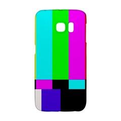 Color Bars & Tones Galaxy S6 Edge
