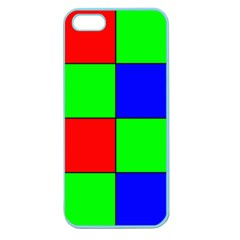Bayer Pattern Apple Seamless iPhone 5 Case (Color)