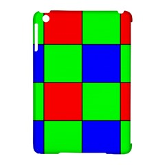 Bayer Pattern Apple iPad Mini Hardshell Case (Compatible with Smart Cover)