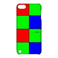 Bayer Pattern Apple Ipod Touch 5 Hardshell Case With Stand