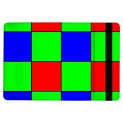 Bayer Pattern iPad Air Flip