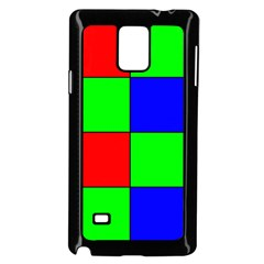 Bayer Pattern Samsung Galaxy Note 4 Case (black)