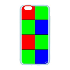 Bayer Pattern Apple Seamless iPhone 6/6S Case (Color)