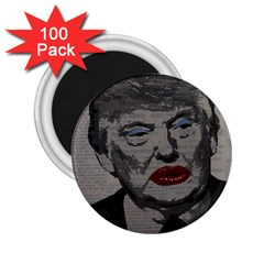 Transgender president    2.25  Magnets (100 pack)