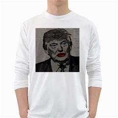 Transgender president    White Long Sleeve T-Shirts