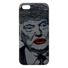 Transgender president    Apple iPhone 5 Premium Hardshell Case