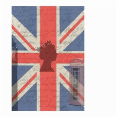 Vintage London Small Garden Flag (Two Sides)