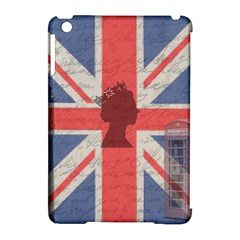 Vintage London Apple iPad Mini Hardshell Case (Compatible with Smart Cover)