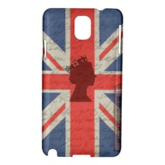 Vintage London Samsung Galaxy Note 3 N9005 Hardshell Case