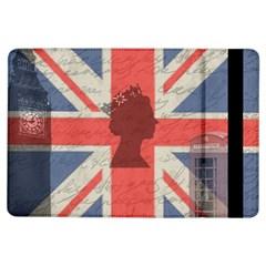 Vintage London iPad Air Flip
