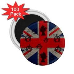 United Kingdom  2.25  Magnets (100 pack)