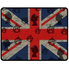 United Kingdom  Fleece Blanket (Medium)