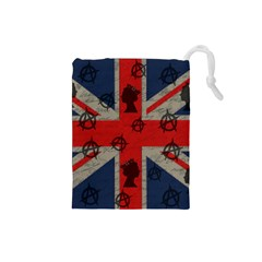 United Kingdom  Drawstring Pouches (Small)