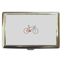 Bicycle Sports Drawing Minimalism Cigarette Money Cases