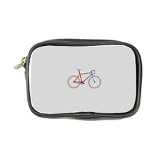 Bicycle Sports Drawing Minimalism Coin Purse