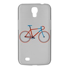 Bicycle Sports Drawing Minimalism Samsung Galaxy Mega 6.3  I9200 Hardshell Case