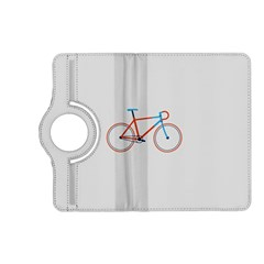 Bicycle Sports Drawing Minimalism Kindle Fire HD (2013) Flip 360 Case