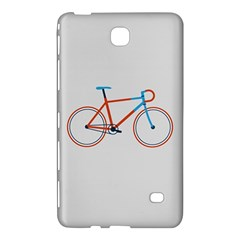Bicycle Sports Drawing Minimalism Samsung Galaxy Tab 4 (8 ) Hardshell Case