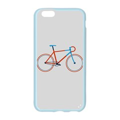 Bicycle Sports Drawing Minimalism Apple Seamless iPhone 6/6S Case (Color)