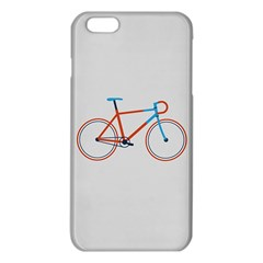 Bicycle Sports Drawing Minimalism iPhone 6 Plus/6S Plus TPU Case