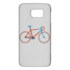 Bicycle Sports Drawing Minimalism Galaxy S6