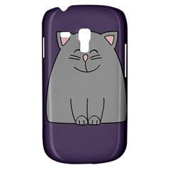 Cat Minimalism Art Vector Galaxy S3 Mini