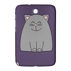 Cat Minimalism Art Vector Samsung Galaxy Note 8.0 N5100 Hardshell Case